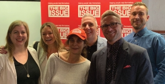 "THE ""BIG ISSUE"" – CORPORATE SOCIAL RESPONSIBILITY"